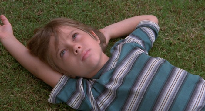 Through the years: get ready to grow up with newcomer Ellar Coltrane in Boyhood.