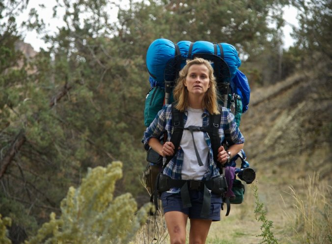 "Reese Witherspoon gets down and dirty in the adaptation of the best-seller ""Wild."""