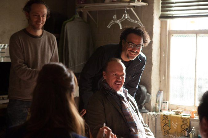 "Inarritu takes chances with ""Birdman"" and it's not only the actors who are lucky enough to experience that here."